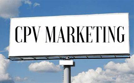 cpv广告收费方式