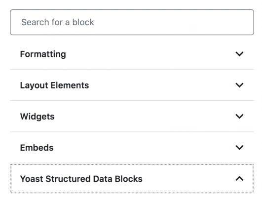 Schema标记对页面进行结构化数据设置
