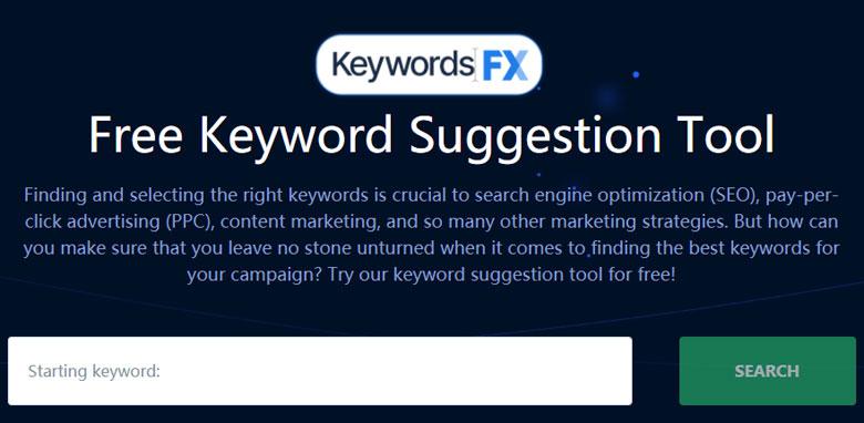 keywordsfx