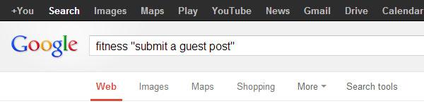 谷歌搜索查找