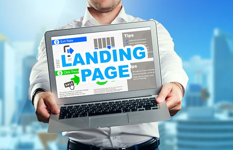 landing page是什么意思?landing page如何设计?