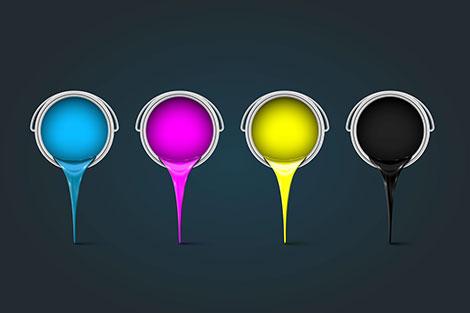 CMYK是什么意思?CMYK颜色值对照表