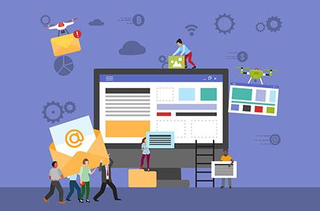做网站的流程是什么?有哪几个主要步骤?