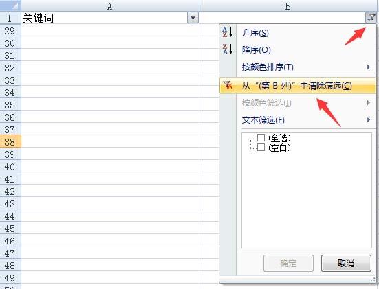 Excel表筛选指定字符数并删除第五步